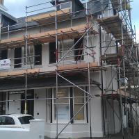 Property renovation insurance for building works